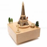 กล่องดนตรีไม้แท้ - Wooden Music Box