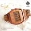 นาฬิกา CASIO ดิจิตอล สีพิ้งโกลด์ Pink Gold รุ่น B640WC-5A STANDARD DIGITAL ของแท้ รับประกันศูนย์ 1 ปี thumbnail 5