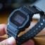 นาฬิกา CASIO G-SHOCK รุ่น DW-5600BB-1 BLACK OUT BASIC SERIES ของแท้ รับประกัน 1 ปี thumbnail 5