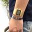 นาฬิกา CASIO ดิจิตอล สีทอง รุ่น DB-380G-1 STANDARD DIGITAL RETRO CLASSIC ของแท้ รับประกันศูนย์ 1 ปี thumbnail 5
