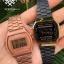 นาฬิกา CASIO ดิจิตอล สีพิ้งโกลด์ Pink Gold รุ่น B640WC-5A STANDARD DIGITAL ของแท้ รับประกันศูนย์ 1 ปี thumbnail 8