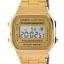 นาฬิกา CASIO ดิจิตอล สีทอง รุ่น A168WG-9 STANDARD DIGITAL RETRO CLASSIC ของแท้ รับประกันศูนย์ 1 ปี thumbnail 1