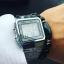 นาฬิกา CASIO ดิจิตอล สีเงินสายสแตนเลส รุ่น A500WA-7 STANDARD DIGITAL RETRO CLASSIC ของแท้ รับประกันศูนย์ 1 ปี thumbnail 5