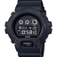 นาฬิกา CASIO G-SHOCK รุ่น DW-6900BB-1 (สายผ้า) LIMITED BLACK OUT BASIC SERIES ของแท้ รับประกัน 1 ปี thumbnail 1