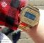 นาฬิกา CASIO ดิจิตอล สีทอง รุ่น A168WG-9 STANDARD DIGITAL RETRO CLASSIC ของแท้ รับประกันศูนย์ 1 ปี thumbnail 6