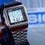 นาฬิกา CASIO ดิจิตอล สีเงินสายสแตนเลส รุ่น A500WA-1 STANDARD DIGITAL RETRO CLASSIC ของแท้ รับประกันศูนย์ 1 ปี thumbnail 5