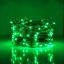 ไฟแฟรี่ ไฟลวด LED ตกแต่ง หักงอได้ ยาว 10 เมตร สีเขียว thumbnail 1
