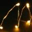 ไฟแฟรี่ ไฟลวด LED ตกแต่ง หักงอได้ ยาว 2 เมตร สีเหลือง thumbnail 2