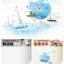 นาฬิกาพร้อมสติกเกอร์ รูปเรือใบ SA1007 thumbnail 3