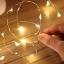 ไฟแฟรี่ ไฟลวด LED ตกแต่ง หักงอได้ ยาว 5 เมตร สีวอร์มไวท์ thumbnail 2