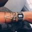 นาฬิกา CASIO ดิจิตอล สีเงินสายสแตนเลส รุ่น B640WD-1 STANDARD DIGITAL ของแท้ รับประกันศูนย์ 1 ปี thumbnail 4