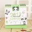 ปฏิทินตั้งโต๊ะ Panda 2017 #แพนด้า