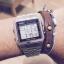 นาฬิกา CASIO ดิจิตอล สีเงินสายสแตนเลส รุ่น A500WA-1 STANDARD DIGITAL RETRO CLASSIC ของแท้ รับประกันศูนย์ 1 ปี thumbnail 10