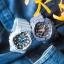 นาฬิกา BABY-G G-SHOCK CASIO สียีนส์ DENIM'D COLOR รุ่น BA-110DE-2A2 SPECIAL COLOR ของแท้ รับประกันศูนย์ 1 ปี thumbnail 2