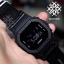 นาฬิกา CASIO G-SHOCK รุ่น DW-5600BBN-1 (สายผ้า) LIMITED BLACK OUT BASIC SERIES ของแท้ รับประกัน 1 ปี thumbnail 9