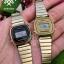 นาฬิกา CASIO ดิจิตอล สีทอง รุ่น LA670WGA-1 STANDARD DIGITAL RETRO CLASSIC ของแท้ รับประกันศูนย์ 1 ปี thumbnail 2