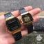 นาฬิกา CASIO ดิจิตอล สีดำทอง รุ่น LA680WEGB-1A STANDARD DIGITAL ของแท้ รับประกันศูนย์ 1 ปี thumbnail 7