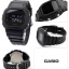 นาฬิกา CASIO G-SHOCK รุ่น DW-5600BB-1 BLACK OUT BASIC SERIES ของแท้ รับประกัน 1 ปี thumbnail 3
