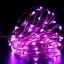 ไฟแฟรี่ ไฟลวด LED ตกแต่ง หักงอได้ ยาว 10 เมตร สีชมพู thumbnail 1