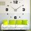 นาฬิกาDIY ขนาดจัมโบ้90cm สีดำ big3A thumbnail 1