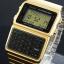 นาฬิกา CASIO ดิจิตอลเครื่องคิดเลข สีทอง รุ่น DBC-611G-1 STANDARD DIGITAL RETRO CLASSIC ของแท้ รับประกันศูนย์ 1 ปี thumbnail 3