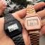 นาฬิกา CASIO ดิจิตอล สีดำล้วน Black color รุ่น B640WB-1A STANDARD DIGITAL สายสแตนเลสรมดำ ของแท้ รับประกันศูนย์ 1 ปี thumbnail 3