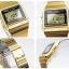 นาฬิกา CASIO ดิจิตอล สีทอง รุ่น DB-380G-1 STANDARD DIGITAL RETRO CLASSIC ของแท้ รับประกันศูนย์ 1 ปี thumbnail 3