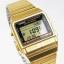 นาฬิกา CASIO ดิจิตอล สีทอง รุ่น DB-380G-1 STANDARD DIGITAL RETRO CLASSIC ของแท้ รับประกันศูนย์ 1 ปี thumbnail 2