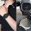 นาฬิกา CASIO G-SHOCK รุ่น DW-5600BB-1 BLACK OUT BASIC SERIES ของแท้ รับประกัน 1 ปี thumbnail 6