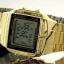 นาฬิกา CASIO ดิจิตอล สีทอง รุ่น DB-360G-9 STANDARD DIGITAL RETRO CLASSIC ของแท้ รับประกันศูนย์ 1 ปี thumbnail 3