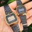 นาฬิกา CASIO ดิจิตอล สีดำทอง รุ่น LA670WEGB-1B STANDARD DIGITAL ของแท้ รับประกันศูนย์ 1 ปี thumbnail 6
