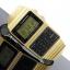 นาฬิกา CASIO ดิจิตอลเครื่องคิดเลข สีทอง รุ่น DBC-611G-1 STANDARD DIGITAL RETRO CLASSIC ของแท้ รับประกันศูนย์ 1 ปี thumbnail 4