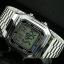 นาฬิกา CASIO ดิจิตอล สีเงินสายสแตนเลส รุ่น A178WA-1 STANDARD DIGITAL RETRO CLASSIC ของแท้ รับประกันศูนย์ 1 ปี thumbnail 2