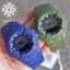 นาฬิกา CASIO G-SHOCK G-100 series Limited Black Out Basic Black color รุ่น G-100BB-1 ของแท้ รับประกัน 1 ปี thumbnail 6