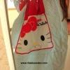 หมอนผ้าห่ม ลาย คิตตี้ Hello Kitty