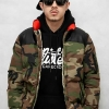 Pre order ASOS camouflage jacket