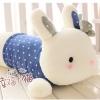 ตุ๊กตากระต่าย ท่านอนคว่ำ ขนนิ่มมากๆ ยาว 68cm