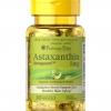 Puritan's Pride Natural Astaxanthin 5 mg / 30 Softgels