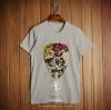 t-shirt retro color mask เสื้อยืดแฟชั่นสุดแนว
