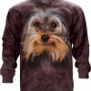 Yorkshire Terrier Face (LS)