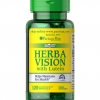 Puritan's Pride Herbavision with Lutein and Bilberry / 120 Softgels