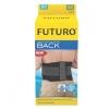 Futuro Deluxe Back Support ฟูทูโร่ อุปกรณ์พยุงหลังสีดำปรับกระชับได้ รุ่น 46819 (1อัน)