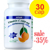 Lynae Vitamin C with Bioflavonoids 30 Coated Tablets ขนาด 1 เดือน