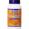 NOW® Foods Beta 1,3/1, 6 Glucan with Immunenhancer 250 mg. / 60 Veg Capsules