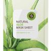 The Saem natural aloe mask sheet สำเนา