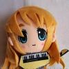 ตุ๊กตาติดกระจก เค-อง! Kotobuki Tsumugi [K-on! Kotobuki Tsumugi Plush Doll ]