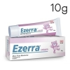 EZERRA 10g หลอดเล็ก รักษาผิวหน้าที่ติดสเตียรอยด์ ให้กลับมาดีกว่าเดิม เพิ่มความชุ่มชื้น คืนความแข็งแรงสู่ผิว ขนาดทดลอง 10 กรัม