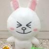 ตุ๊กตาไลน์ กระต่าย โคนี่ Cony 20cm