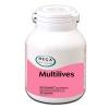 Mega We Care Multilives (สารอาหาร+วิตามิน 25 ชนิด) สูตรสำหรับผู้หญิงวัย 40 ปี