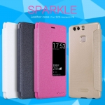 Nillkin Sparkle Leather Case (Huawei P9)